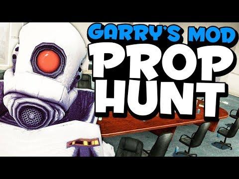 Garrys Mod - 1VS1 HIDE AND SEEK - GARRY'S MOD PROP HUNT