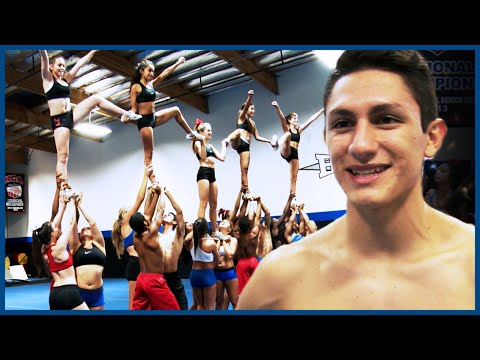 17. - Cheerhab Season 2! - http://bit.ly/1JHFdFB After a successful showcase, the team is ready to put the past behind them and get back in the gym. The time has finally come to learn their pyramid....