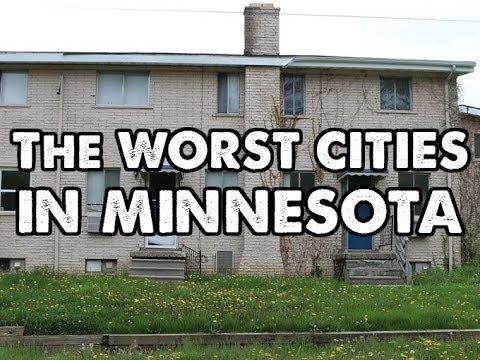 The 10 Worst Cities In Minnesota Explained (видео)