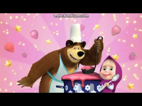 Play Masha And Bear Cooking Dash On PC