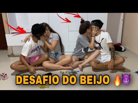 KISS CHALLENGE (DESAFIO DO BEIJO)