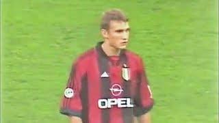 Video Andriy Shevchenko Debut for Milan vs Parma (Supercoppa) 21/08/1999 MP3, 3GP, MP4, WEBM, AVI, FLV Juli 2019