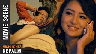 Video Dayahang Rai & Alisha Rai Funny Love Story (आजकलको लभ) - Nepali Movie LOOT 2 Clip 2018 MP3, 3GP, MP4, WEBM, AVI, FLV Februari 2019