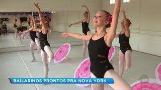 Bailarinos de Assis participam de festival em Nova York