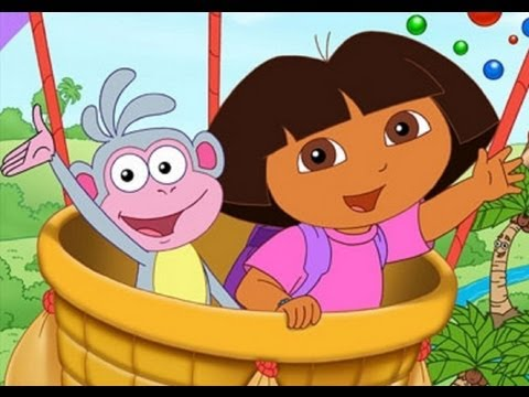 Dora the explorer - Dora 's Cartoon Movie Game - 2013 Full episodes