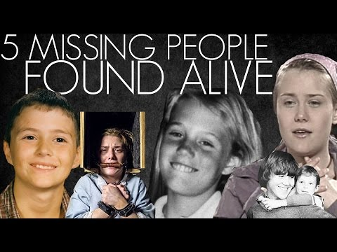 Top 5 Missing People Found Alive