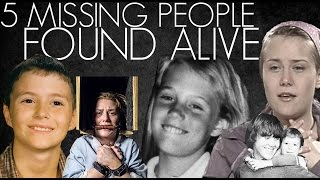 Video Top 5 Missing People Found Alive MP3, 3GP, MP4, WEBM, AVI, FLV Agustus 2019