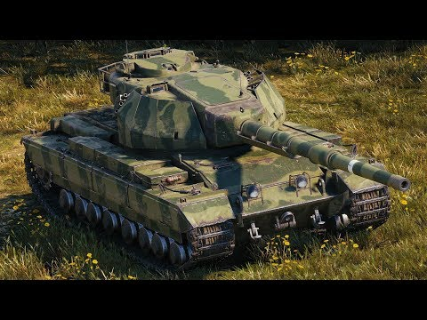 World Of Tanks Conqueror - 7 Kills 9,6K Damage