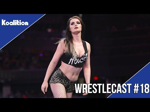 WWE Wrestler Paige Forced Into Early Retirement - Friday Night WrestleCast #18