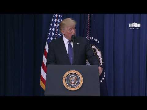 President Trump Delivers Remarks at A Conversation with The Women in America