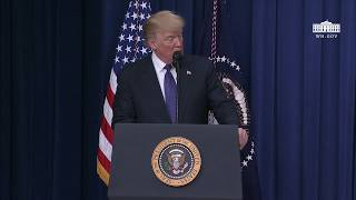 Video President Trump Delivers Remarks at A Conversation with The Women in America MP3, 3GP, MP4, WEBM, AVI, FLV Januari 2018