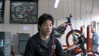 Entrevista a Fujinami - Repsol Montesa Team