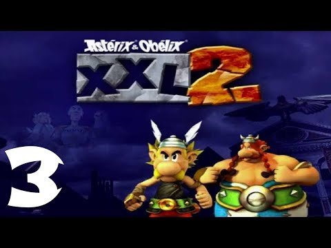 Asterix & Obelix XXL 2 Walkthrough Gameplay Part 3 - No Commentary (PC Remastered)