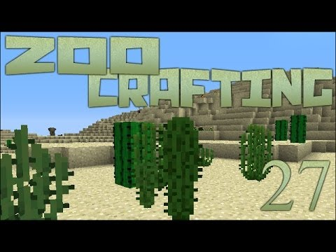 Very, Very Prickly Cacti 🐘 Zoo Crafting: Episode #27