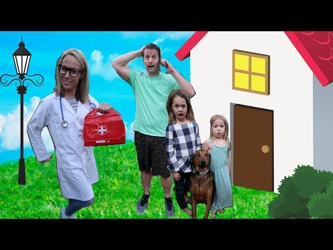 Toy Doctor Makes House Calls (видео)