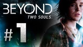 Beyond Two Souls Gameplay Walkthrough Part 1 - The Experiment