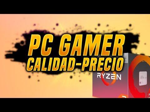 PC GAMER RYZEN GAMA BAJA-MEDIA | 1.600.000 COP | 560USD