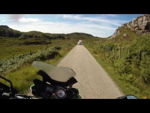 Benelli TreK, Touring Scotland pt3