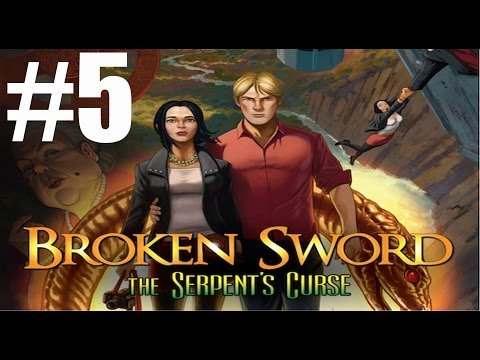 broken - Playlist https://www.youtube.com/watch?v=3FtSPHsk8PQ&list=PLYD0s9u6Ol246mBs5yxSYquMbHhkNL5jd&index=1 Part 5 of a Complete Broken Sword 5 Walkthrough Paris in...