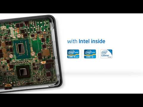 Introducing Intel NUC - Ultra compact. Ultra impact.