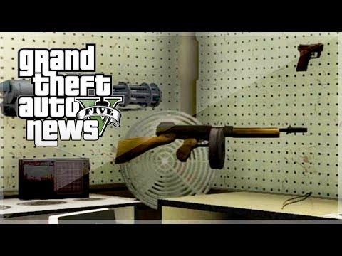 New Guns in Gta 5 Gta 5 Valentines Day Dlc