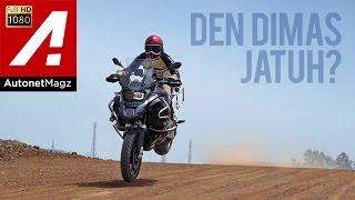 10. Review BMW R 1200 GS Adventure with Den Dimas by AutonetMagz