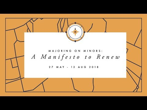 A Manifesto to Renew | Trusting in Difficult Times