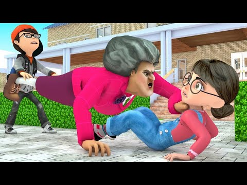 Scary Teacher 3D - Nick and Tani - The Best of troll Miss T COMPILATION #02 |VMAni Funny|