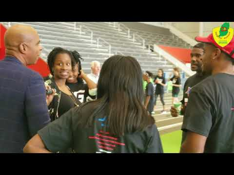 Justin Gatlin Foundation Speed Clinic