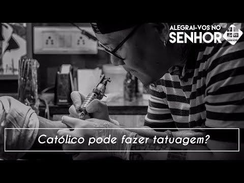 Renato Lima - Reflexão: Católico pode fazer tatuagem?