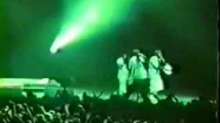 Old School Three 6 Mafia Live Concert Part (Part 1/4) (HypnotizedCamp.Net)