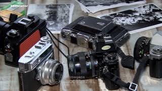Em plena era digital, bauruenses apaixonados por fotografia utilizam câmeras analógicas