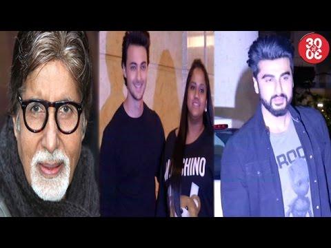 Amitabh Bachchan Reshoots Scenes For 'Sarkar 3' |