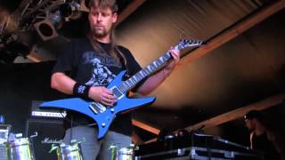 Video Screaming of Decapitated - Live at MehSuff Metalfestival 2011