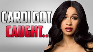 Video Cardi B Has A Ghostwriter.. MP3, 3GP, MP4, WEBM, AVI, FLV September 2018