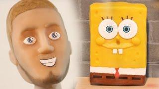 BUILD YOUR OWN SPONGEBOB! (Pewdiepie Animated)