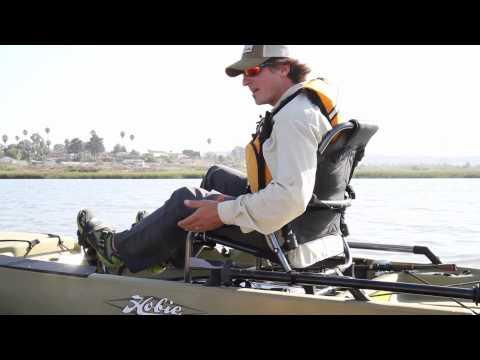 Kayak de pêche : Hobie Mirage Pro Angler 14