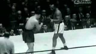 Joe Louis Vs Jersey Joe Walcott I