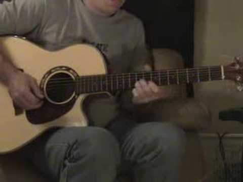 Guitar Picking Hybrid Fingerpicking Fast tempo  looping #1 by Chris Kitchen