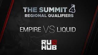 Liquid vs Empire, game 1