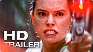 Star Wars  Episode Vii   The Force Awakens All Trailer   Clips  2015