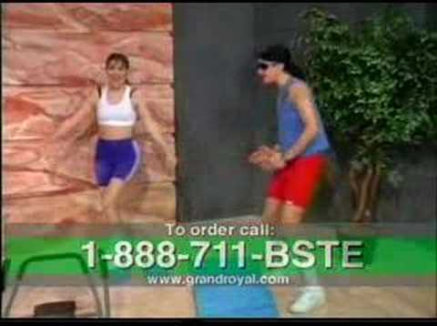 Beastie Boys Infomercial for Hello Nasty