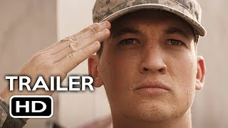 Nonton Thank You For Your Service Official Trailer  1  2017  Miles Teller  Haley Bennett Biography Movie Hd Film Subtitle Indonesia Streaming Movie Download