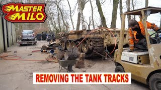 Video Tank track disassembly (Type 69-II tank) MP3, 3GP, MP4, WEBM, AVI, FLV Agustus 2019