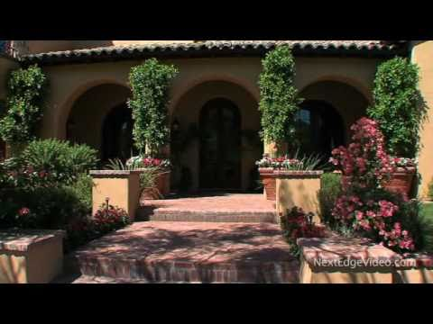 home for sale - Take the Next Edge luxury real estate video tour of this Phoenix Home & Garden Magazine cover status, lake home in the gated community of Silverleaf in Scott...