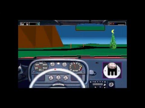 История игры Test Drive (1987-2011)
