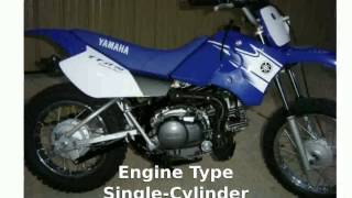 5. 2004 Yamaha TT-R 90E - Review