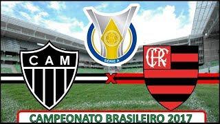 Assista os Melhores momentos e gols do jogo Atlético Mineiro 1 x 0 Flamengo (13/08/2017) Campeonato Brasileiro 2017 - 20°...