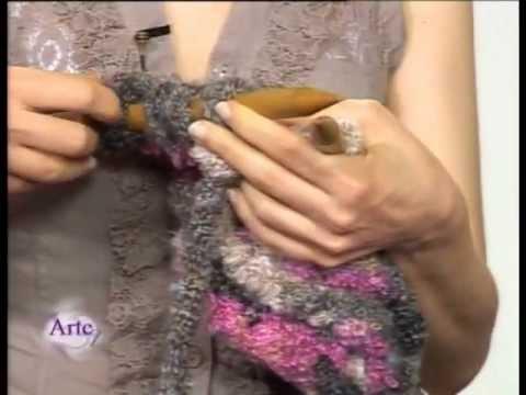 Cómo tejer una capa sencilla