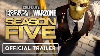 Call of Duty: Modern Warfare & Warzone - Official Season 5 Trailer by IGN